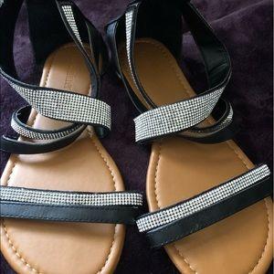 Olivia Miller diamonds Sandals